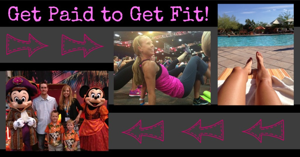 Get Paid to Get Fit