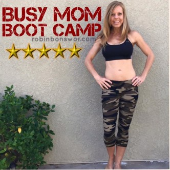Boot Camp for Busy Moms