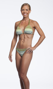 21 Day Fix Extreme photo shoot Bikini 1