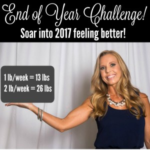 soar to 2017 with this end of year challenge